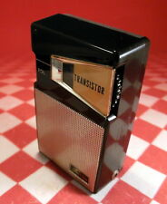 TOSHIBA 6TP-309A Transistor Radio - WORKS GREAT, GREAT SHAPE!