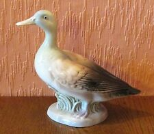 Miguel Requena Spanish Porcelain Figurine of a Duck.