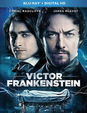 Victor Frankenstein (Blu-ray Disc, 2016) NEW no slipcover Daniel Radcliffe