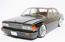 ABC HOBBY RC 1/10 430 CEDRIC Clear Body Drift PANDORA D-like Yokomo TAMIYA