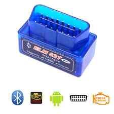 ELM327 Mini OBD2 V2.1 Bluetooth Car Scanner Android Torque Auto Scan Tool OBD-II