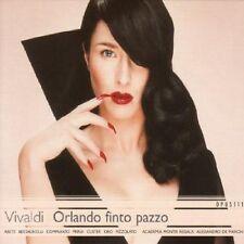 Alessandro de Marchi, A. Vivaldi - Orlando Finto Pazzo [New CD]