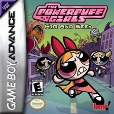 Powerpuff Girls: Him and Seek - Game Boy Advance GBA Game