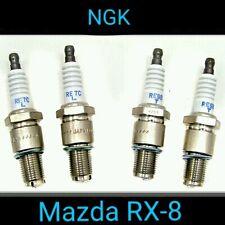 Mazda RX-8 NGK Spark Plug Set N3M1-18-1BX