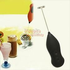 Mini Battery Handy Powered Drink Foamer Whisk Beater Coffee Milk Mixer Stirrer