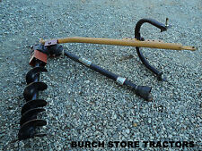 NEW OLD STOCK ~ LEINBACH 3 Point Hitch POST HOLE DIGGER AUGER