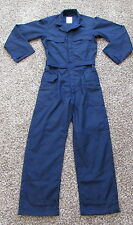 Men's Fire Retardant Resistant Coveralls Flight Suit Type I Size 38L