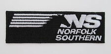 NORFOLK SOUTHERN NS Railroad PATCH