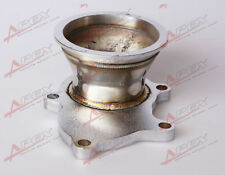 "T3 T3/T4 5 Bolt Turbo Downpipe Flange to 3"" V Band Conversion Adaptor"