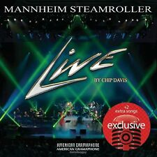 Mannheim Steamroller - Live - Target Exclusive Audio CD NEW
