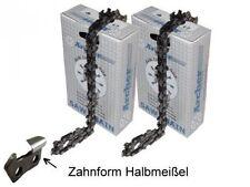 2x Sägekette 37cm für Stihl MS260 MS 260 026 passend 325 1,6 Halbmeißel Kette