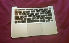 "Late 2013 13"" Macbook Pro Top Case w/ Battery, Trackpad, Keyboard, Speakers/powe"