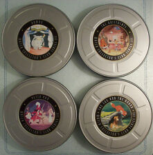 Watch in Film Can with Pin Disney Store by Fossil Collection of 7 just reduced