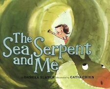 The Sea Serpent and Me-ExLibrary