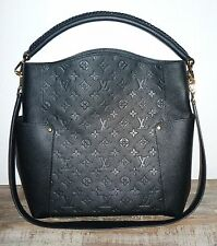 Louis Vuitton Empreinte Bagatelle Tasche in Schwarz, Monogram, Leder *Original*