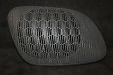VOLVO C70 DRIVER RIGHT OFF SIDE DOOR SPEAKER GRILL IN GREY 08600621