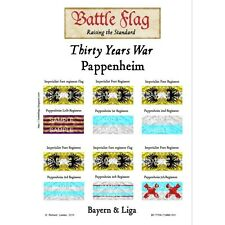 Battle Flag - Bayern & Liga - Thirty years war Pappenheim (Thirty Years War)