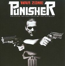 Various Artists : Punisher: War Zone CD (2008)