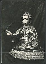 Postal antigua de una Santa andachtsbild santino holy card santini