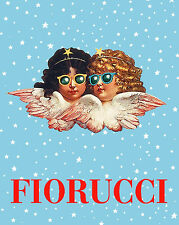 "Fiorucci Angel's Poster Print • A 1970s Classic • On Non Fade 16x20"" Photo Paper"