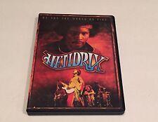 Hendrix DVD Movie. Hard To Find.