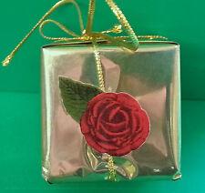 60 Solo Rojo Rose Sobres, de San Valentín Tarjeta Invitaciones De Boda, pegatinas (073)