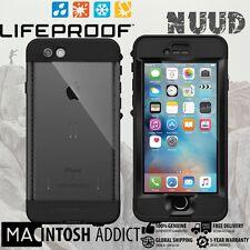 LifeProof NUUD Waterproof Case For iPhone 6s BLACK | Drop-Proof | NÜÜD Scree