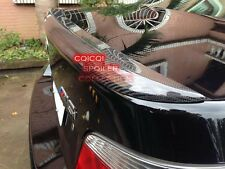 Carbon Fiber BMW 04-10 E60 5-series Sedan M5 type trunk spoiler ※