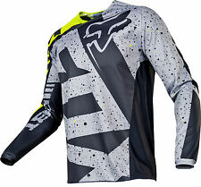 Fox Racing Mens 180 Nirv Dirt Bike Jersey 2017 ATV MX Off-Road Motocross