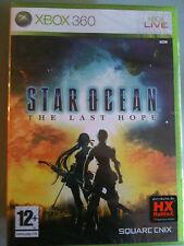 STAR OCEAN 4 THE LAST HOPE XBOX 360 SIGILLATO VERSIONE UFFICIALE  ITALIANA