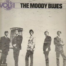 """12"""" The Moody Blues The Beginning Vol. 1 (I Don`t Mind, Thank You Baby) 70`s"""
