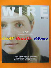 rivista WIRE 267/2006 AGF William Parker Scott Walker Ryoji Ikeda Scatter No*cd
