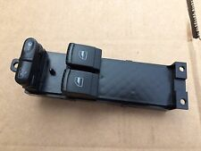VW GOLF MK4 3 DOOR ELECTRIC WINDOW & CENTRAL LOCKING SWITCH 1J3959857B