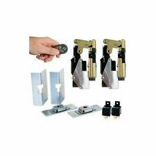 Autoloc Small Power Bear Claw Door Latches With Remotes AUTBCSMPR