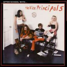 After School With The Vice Pri - Vice Principals (2000, CD NIEUW)