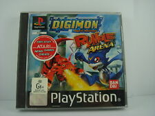 Digimon: Rumble Arena - PlayStation One (PS1) Game