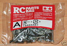 Tamiya 56302 Box-Trailer for Tractor Truck, 9465461/19465461 Screw Bag A, NIP