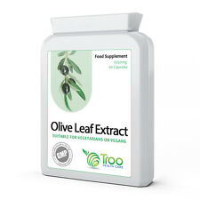 Olive Leaf Extract 6750mg 60 Capsules - High Strength Supplement 20% Oleuropein