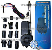 Autoleads 12v Car 4x4 Radio Stereo Wing Mount Automatic Electric Aerial Antenna