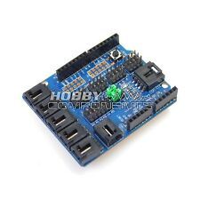 Hobby Components Ltd Arduino Sensor Shield V4 UNO / MEGA