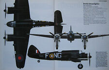 Encyclopedia of Aircraft Issue 50 Bristol Beaufighter cutaway drawing