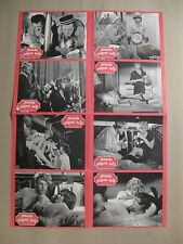MANCHE MÖGEN´S HEISS Aushangfotos WA Lobbycards BILLY WILDER Marilyn Monroe