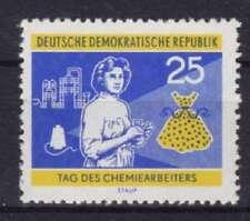 DDR Mi Nr. 803 ** F 47, Plattenfehler Chemiebehälter oben offen, 1960 postfrisch