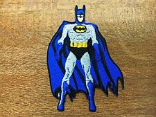 New Batman DC Comics Cartoon Embroidered Applique Iron on Patch