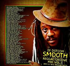 SMOOTHE REGGAE GROOVES MIX CD