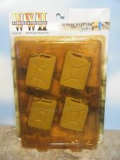 DRAGON WWII GERMAN JERRY CAN (GREY) 1:6 SCALE *NEW*