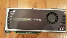 NVIDIA QUADRO 4000 2GB GDDR5 PCI Express 2.0 x16 Workstation Video Card