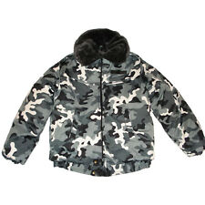 Modern Russian Military Winter Camo Jacket Uniform XXL