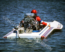 DRAG RACING DRAG BOAT PHOTO TOP FUEL HYDRO DAVE NOLTE LIBERTY CHOWCHILLA