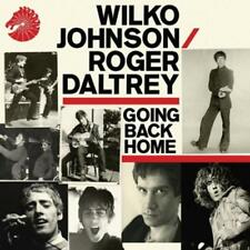 WILCO Johnson-Roger Daltrey-GOING BACK HOME-CD NUOVO